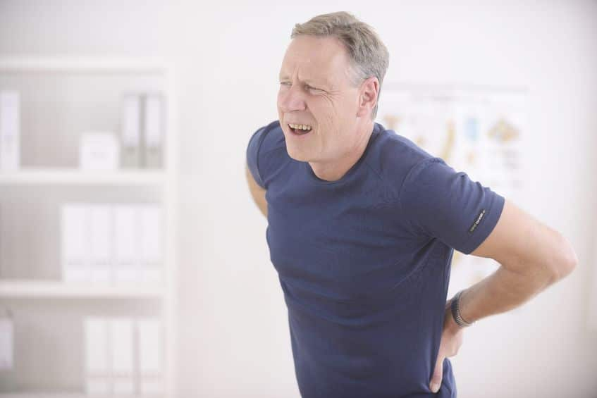 Could Your Back Pain Be a Herniated Disc?