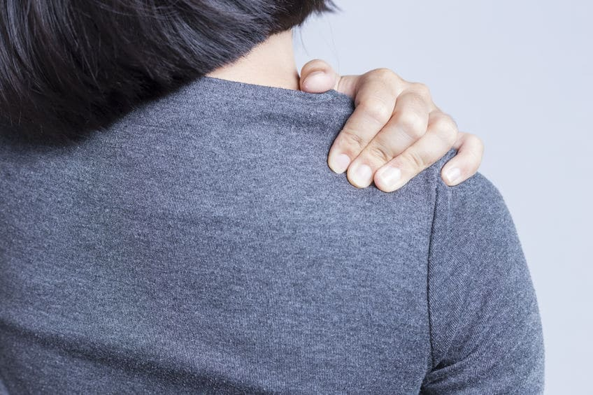 Who Should You See for Shoulder Pain?