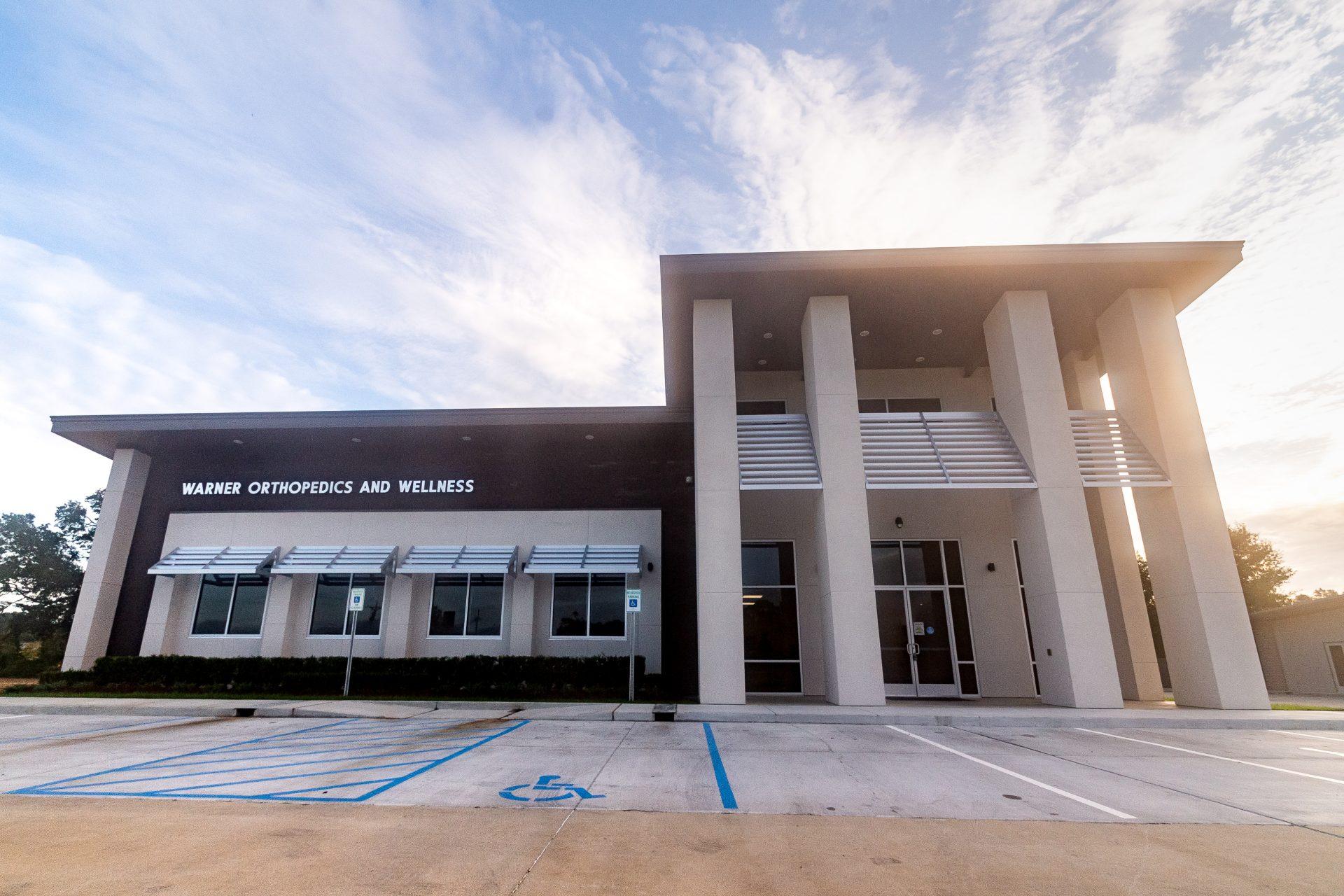 Warner Orthopedics and Wellness Baton Rouge