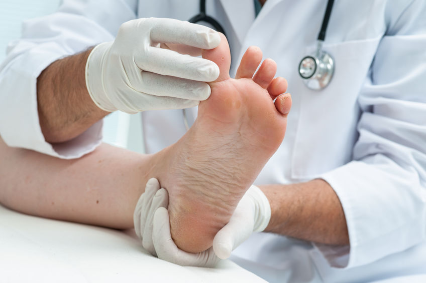 Physical Therapy And Podiatry