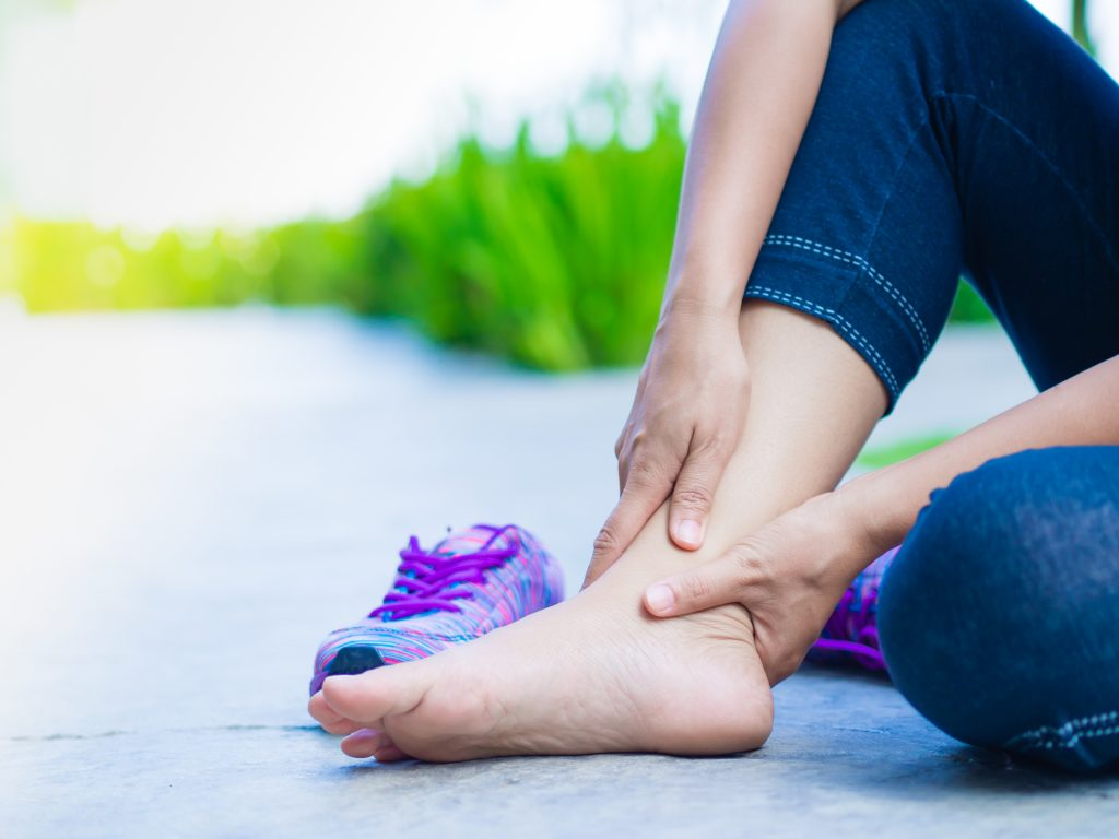 Regaining Mobility After A Sprain